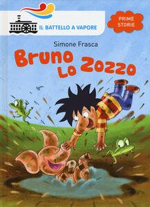 Foto Cover di Bruno lo zozzo, Libro di Simone Frasca, edito da Piemme 0