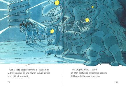 Foto Cover di Bruno lo zozzo, Libro di Simone Frasca, edito da Piemme 4