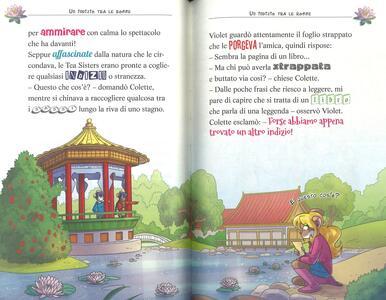 La leggenda del giardino cinese - Tea Stilton - 4