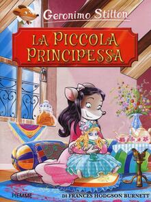 La piccola principessa di Frances Hodgson Burnett - Geronimo Stilton - copertina