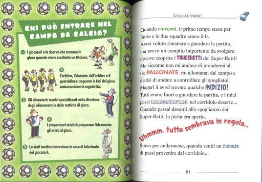 Finale di supercoppa... a Topazia! Ediz. illustrata - Geronimo Stilton - 4
