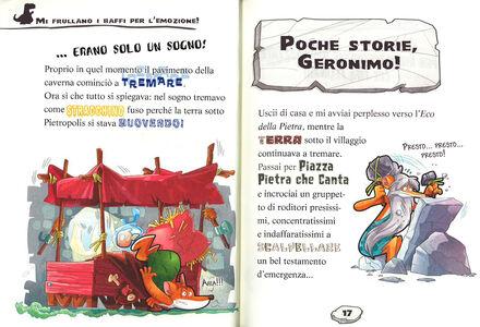 Libro Timidosauri in cerca di casa Geronimo Stilton 2