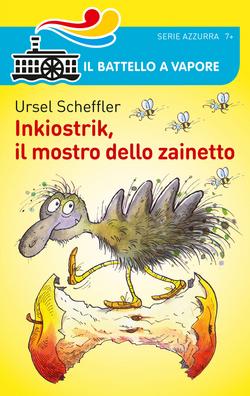 Inkiostrik, il mostro dello...