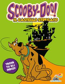 Il castello stregato - Scooby-Doo - copertina