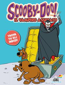 Il vampiro assetato - Scooby-Doo - copertina