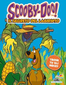 Il segreto del labirinto - Scooby-Doo - copertina