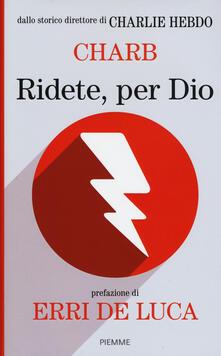 Radiospeed.it Ridete, per Dio Image
