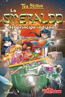 Letterarioprimopiano.it Lo smeraldo del principe indiano. Ediz. illustrata Image