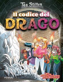 Il codice del drago. Ediz. illustrata - Tea Stilton - copertina