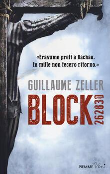 Block 262830 - Guillaume Zeller - copertina