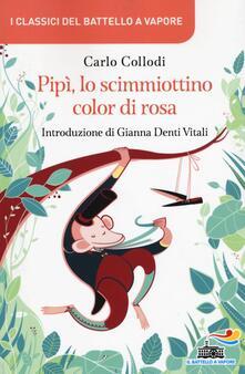 Aboutschuster.de Pipì, lo scimmiottino color di rosa Image