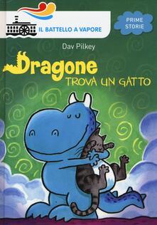 Capturtokyoedition.it Dragone trova un gatto. Ediz. illustrata Image