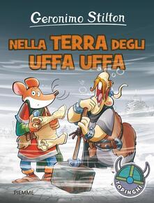 Nella terra degli Uffa Uffa - Geronimo Stilton - copertina