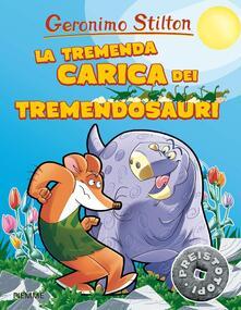 Rallydeicolliscaligeri.it La tremenda carica dei Tremendosauri. Preistotopi. Ediz. illustrata Image