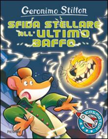 Sfida stellare all'ultimo baffo - Geronimo Stilton - copertina