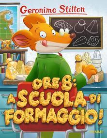 Grandtoureventi.it Ore 8: a scuola di formaggio! Image