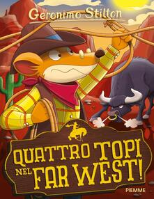 Premioquesti.it Quattro topi nel Far West! Image