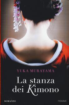 La stanza dei kimono - Yuka Murayama - copertina
