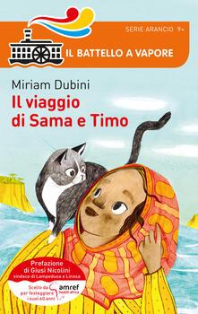 Amatigota.it Il viaggio di Sama e Timo Image