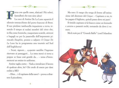 Libro Il ritratto della felicità. Viola giramondo. Vol. 3 Teresa Radice , Stefano Turconi 1