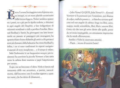 Libro Il ritratto della felicità. Viola giramondo. Vol. 3 Teresa Radice , Stefano Turconi 2