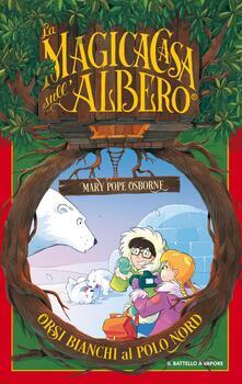 Orsi bianchi al Polo Nord - Mary P. Osborne - copertina