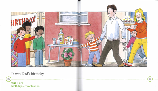 Libro Dad's birthday. Impara l'inglese divertendoti. Livello 2 Roderick Hunt , Alex Brychta 3