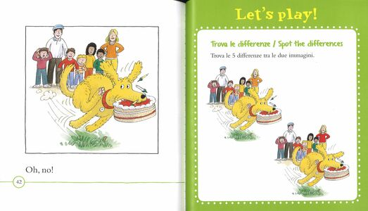 Libro Dad's birthday. Impara l'inglese divertendoti. Livello 2 Roderick Hunt , Alex Brychta 4