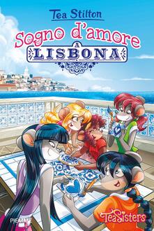 Osteriacasadimare.it Sogno d'amore a Lisbona. Ediz. a colori Image