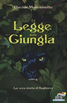 Promoartpalermo.it La legge della giungla. La vera storia di Bagheera Image