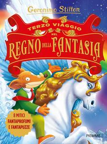 Vastese1902.it Terzo viaggio nel Regno della Fantasia. Ediz. illustrata Image