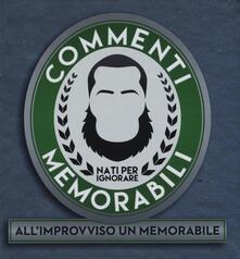 Camfeed.it Commenti memorabili. All'improvviso un memorabile Image