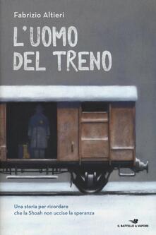 Promoartpalermo.it L' uomo del treno Image