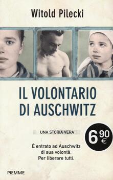 Winniearcher.com Il volontario di Auschwitz Image