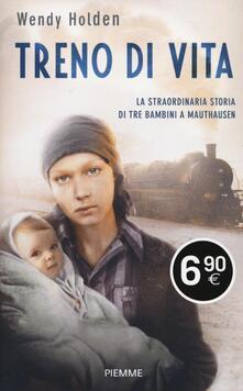 Daddyswing.es Treno di vita. La straordinaria storia di tre bambini a Mauthausen Image