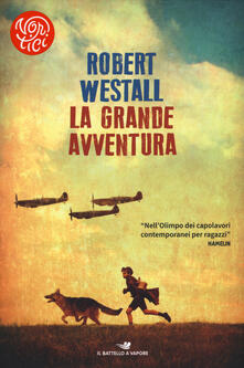 La grande avventura - Robert Westall - copertina