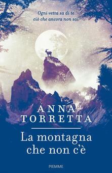 La montagna che non c'è - Anna Torretta - copertina