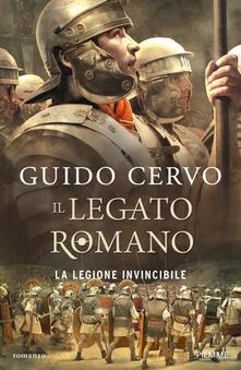 Antondemarirreguera.es La legione invincibile. Il legato romano Image