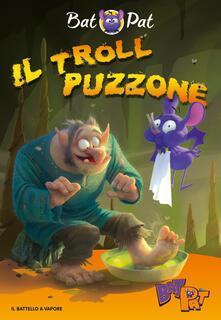 Promoartpalermo.it Il troll puzzone Image