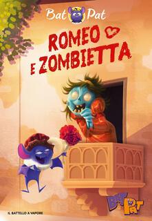 Antondemarirreguera.es Romeo e Zombietta. Ediz. a colori Image