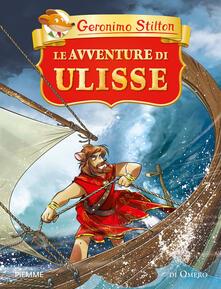 Le avventure di Ulisse - Geronimo Stilton - copertina