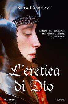 L' eretica di Dio - Rita Coruzzi - copertina