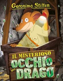 Il misterioso occhio del drago - Geronimo Stilton - copertina