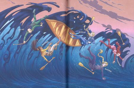 Il fiordo delle sirene. Incanto - Tea Stilton - 5