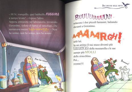 Il ballo della mummia dispettosa e altre storie da brivido. Ediz. a colori - Geronimo Stilton - 2