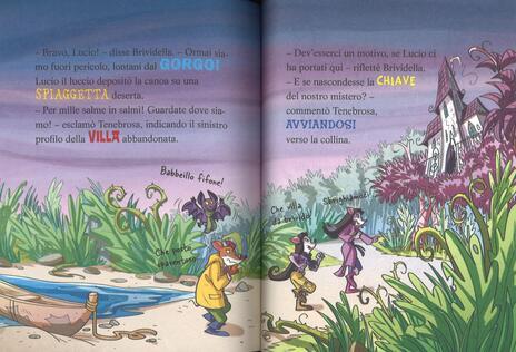 Il ballo della mummia dispettosa e altre storie da brivido. Ediz. a colori - Geronimo Stilton - 5