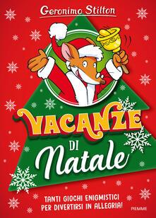 Camfeed.it Vacanze di Natale. Ediz. a colori Image