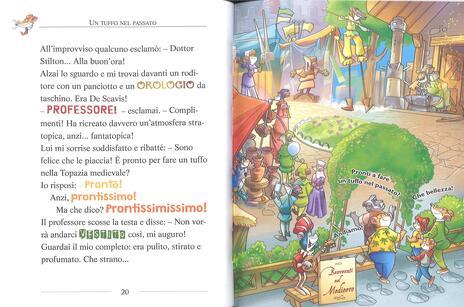 Prove di magia a Castel Leggenda - Geronimo Stilton - 2