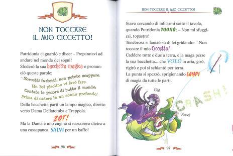 Prove di magia a Castel Leggenda - Geronimo Stilton - 4