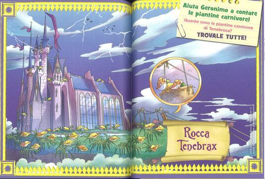 Prove di magia a Castel Leggenda - Geronimo Stilton - 5